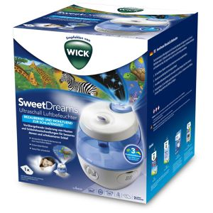 WICK SweetDreams 2in1 Ultraschall Luftbefeuchter