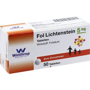 FOL Lichtenstein Tabletten